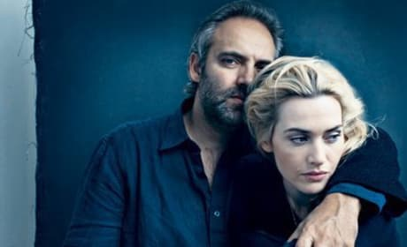 Kate Winslet Says Sam Mendes is Still Directing Bond 23