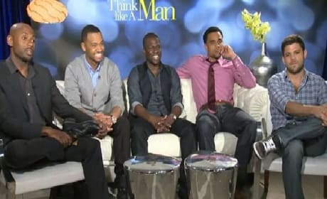 Think Like a Man Exclusive: The Men Speak on Relationships