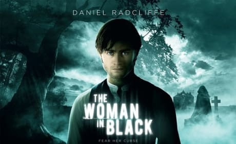 Woman in Black Poster Premiere: Fear Her Curse