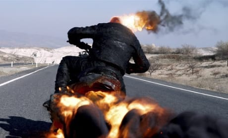 Nicolas Cage: Ghost Rider Spirit of Vengeance