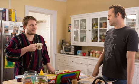 Delivery Man Chris Pratt Vince Vaughn
