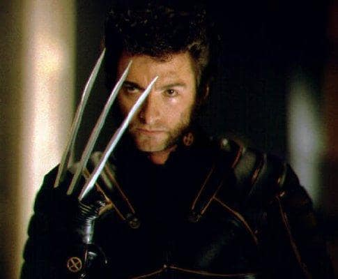 Wolverine's claws