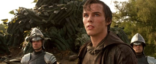 Nicholas Hoult Jack the Giant Slayer