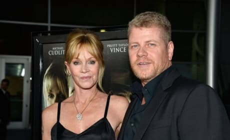 Michael Cudlitz Melanie Griffith Picture