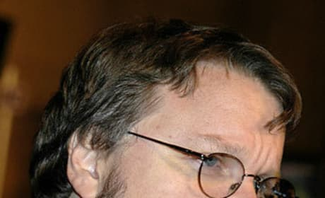 Guillermo Del Toro Walks Away from The Hobbit