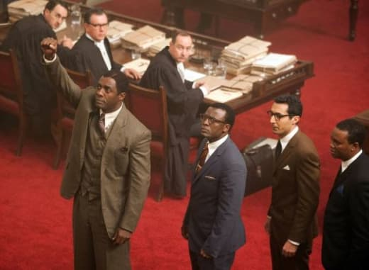 Idris Elba Stars In Mandela Long Walk to Freedom