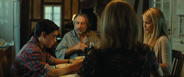 The Family Robert De Niro Michelle Pfeiffer