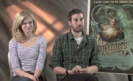 The Innkeepers Exclusive: Sara Paxton and Ti West's Haunted House Horror