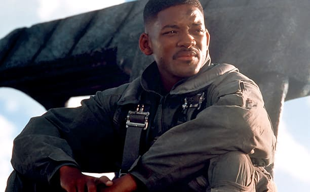 Will Smith Stars in Independence Day