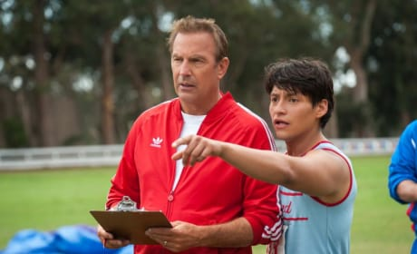 McFarland USA Kevin Costner Movie Photo