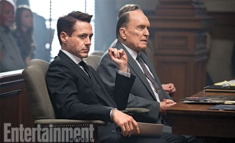 Robert Downey Jr. Robert Duvall The Judge