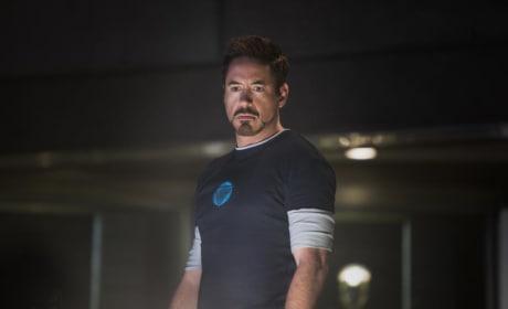 Iron Man 3 Robert Downey Jr.