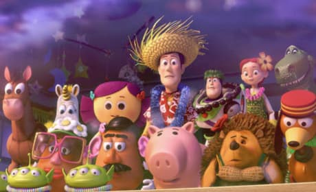 Toy Story Featurette Images