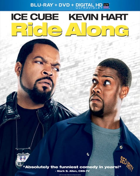 Ride Along DVD