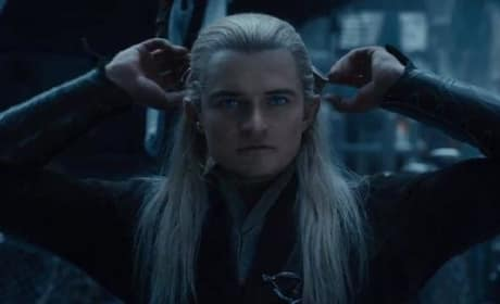 The Hobbit The Desolation of Smaug Trailer: Dragon Fire and Ruin
