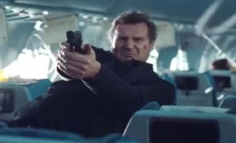 Non-Stop Trailer: Liam Neeson Saves the Day (Again!)