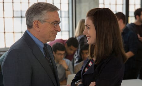 The Intern Trailer: Robert De Niro Interns for Anne Hathaway