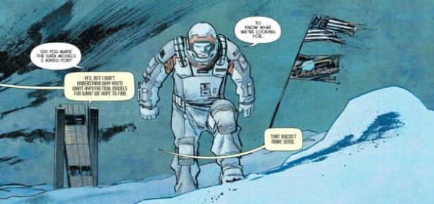 Interstellar Comic