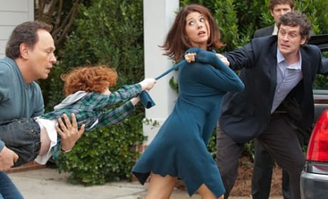 Parental Guidance: Marisa Tomei Talks Movie Motherhood