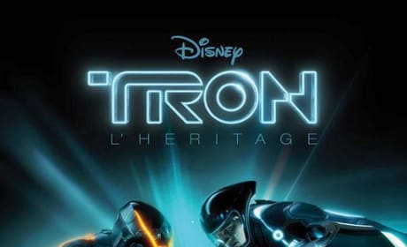 French Tron Legacy Poster Released