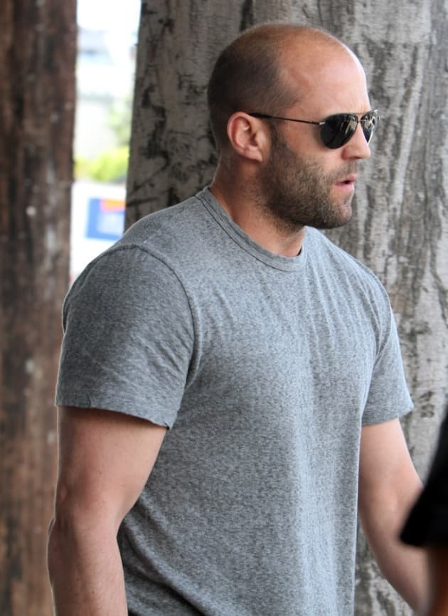 Jason Statham Picture Safe