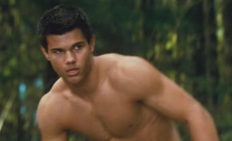 "Taylor Lautner on Edward Vs. Jacob: ""Still Up in the Air"""
