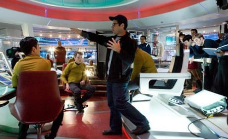 J.J. Abrams: Star Trek 2 Starts Filming This Week!