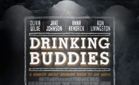 Drinking Buddies Poster