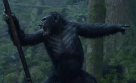 Dawn of the Planet of the Apes Trailer: Retaliation Is Coming