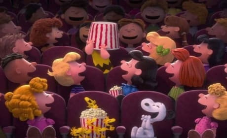 The Peanuts Movie Trailer: Charlie Brown, You Blockhead!