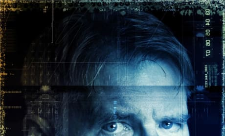 Ender's Game Character Posters Debut: Harrison Ford Glares!