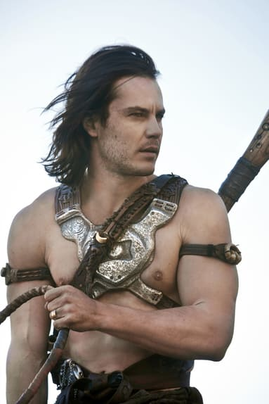 John Carter is Taylor Kitsch
