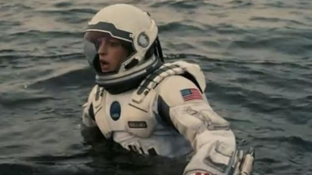 Interstellar Viral Site Reveals Trailer: Get Out There And ...