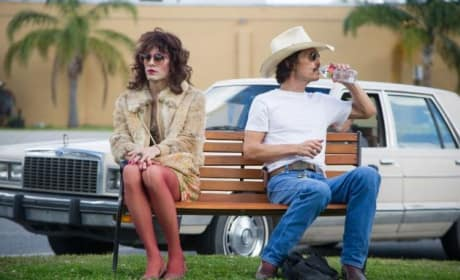 Dallas Buyers Club Jared Leto Matthew McConaughey
