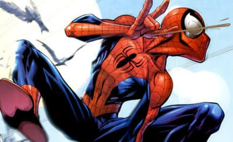 Spidey Reboot to Follow Ultimate Spider-Man Comic
