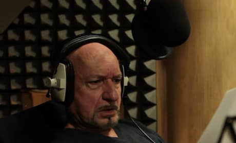 Ben Kingsley Records The Boxtrolls
