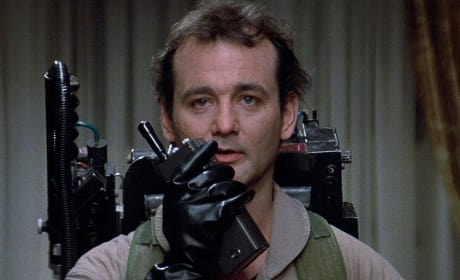 Who Would Bill Murray Cast in All-Female Ghostbusters?
