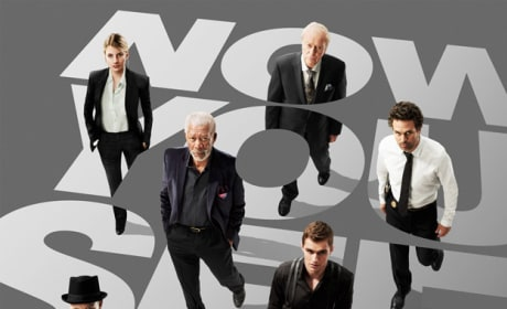 Now You See Me Gets New Poster and Stills: Jesse Eisenberg' Magic Heist