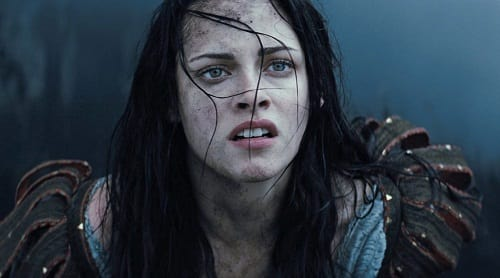 Kristen Stewart Stars as Snow White