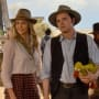 A Million Ways to Die in the West Stars Seth MacFarlane Charlize Theron