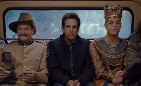 Night at the Museum Secret of the Tomb Robin Williams Ben Stiller