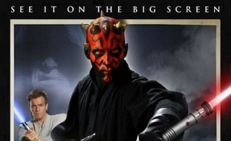 Star Wars Episode 1: The Phantom Menace Releases New 3D Poster