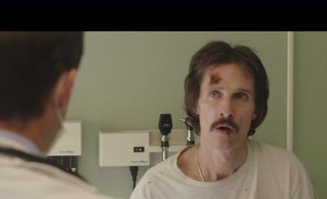 Dallas Buyers Club Trailer: Matthew McConaughey Headline Grabber