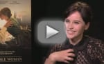 The Invisible Woman Exclusive: Felicity Jones Interview
