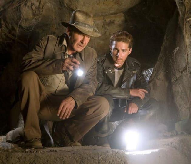 Indiana Jones Photo