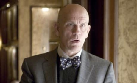 John Malkovich Comments on Burn After Reading Role