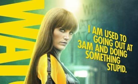 Opening This Weeekend: Watchmen