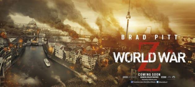 World War Z Poster: London