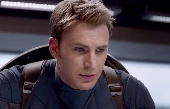 Chris Evans Stars in Captain America The Winter Soldier