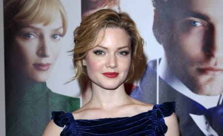 Cinderella Casting News: Holliday Grainger as a Stepsister